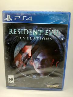 Juego Resident Evil Revelations Ps4 Fisico Envio Gratis