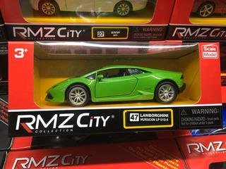 Autos Rmz City 1:32 V4 Lamborghini Huracán Envío Gratis Caba