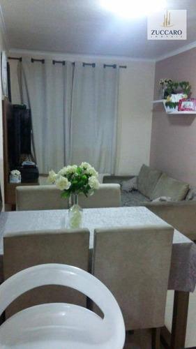 Apartamento À Venda, 45 M² Por R$ 202.000,00 - Jardim Adriana - Guarulhos/sp - Ap12364