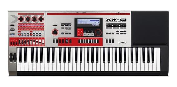 376 Timbres Para Sintetizador Casio Xw-g1