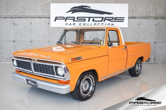 Ford F-100 V8