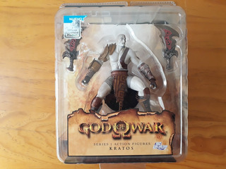 Figura Kratos Dc Unlimited God Of War 2010 Serie 1