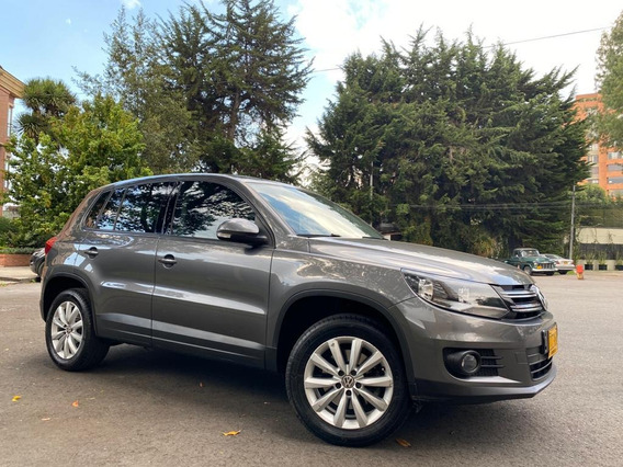 Volkswagen Tiguan Tsi 2.0 At Turbo