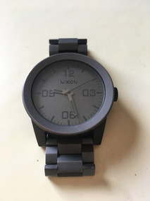 Relógio Nixon - Modelo Corporal Ss