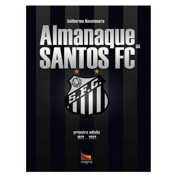 Livro Santos Almanaque Fc