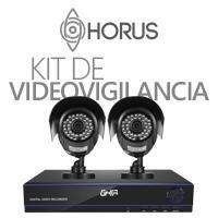 Kit Ghia Dvr 4 Ch Pentahibrido 1080p Lite / Disco Duro 1tb /