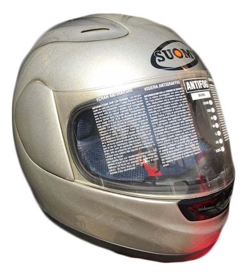 Casco Moto Suomy Spec1r Italiano Original Motoscba