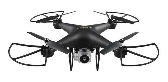 Drone JJRC H68 com cámara HD black
