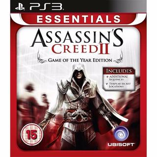 Assassins Creed 2 Goty Edition ~ Ps3 Digital Español