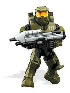 Mega Construx Halo Heroes Master Chief Mark Iv Armor Figure