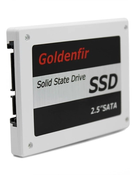 Hd Ssd Goldenfir Ssd 500gb 2.5 Sata 2 E 3(alta Performance)