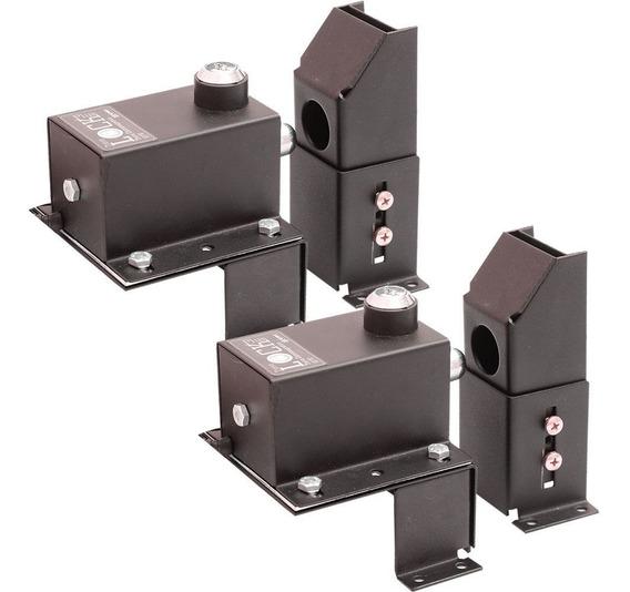 Trava Lock Plus C/ Temp Suporte Universal Basculante Ipec