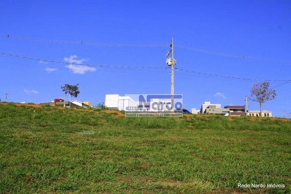Terreno À Venda Em Bragança Paulista, Condomínio Residencial Portal De Bragança Horizonte - Te0099