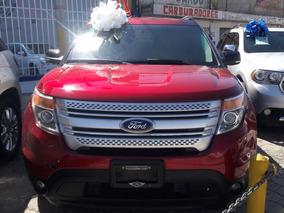 Ford Explorer 2013 Xlt Sync
