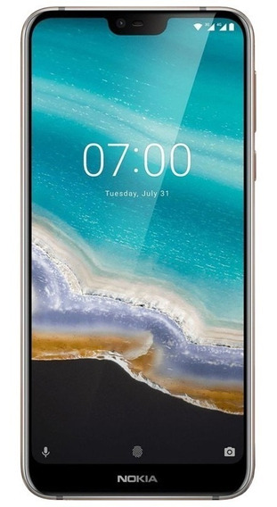 Celular Nokia 7.1 64gb 4gb Ram Doble Camara Libre Lhconfort