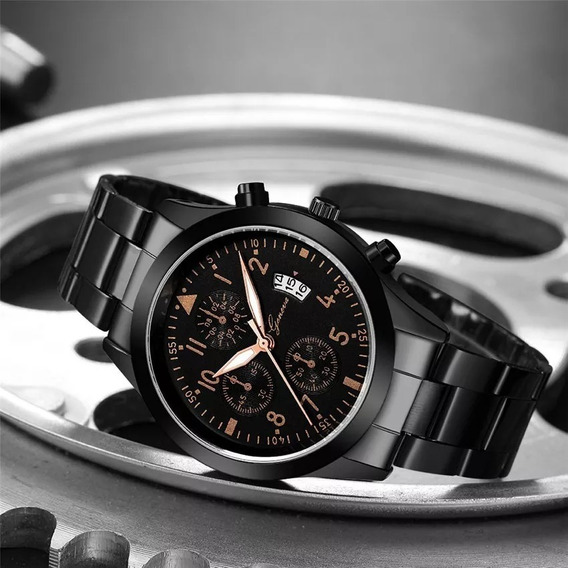 Relógio Masculino Marca De Luxo