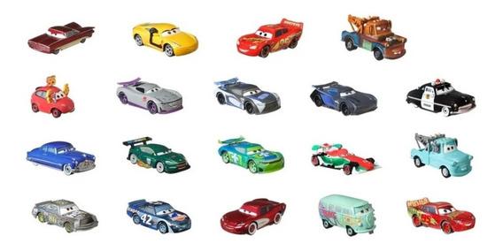 Disney Cars Surtido Básico, Auto Die Cast, Modelo Variable