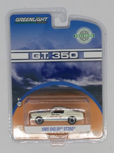 Greenlight G.t. 350 1965 Shelby Gt350 Hobby Exclusive 1:64