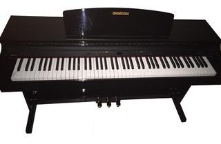 Piano Digital Dynatone Negro Brillante Slp150