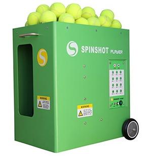 Maquina Para Tirar Pelotas De Tenis Spinshot Con Control Rem