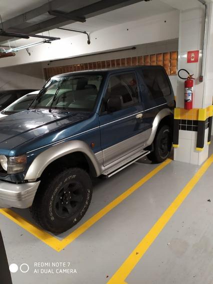 Pajero 1992 Turbo Diesel 2 Portas Automática 4x4