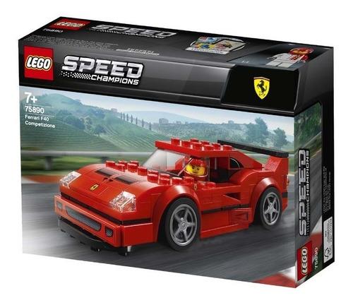 Imagen 1 de 4 de Lego Ferrari F40 Competizione 75890 - Magic4ever