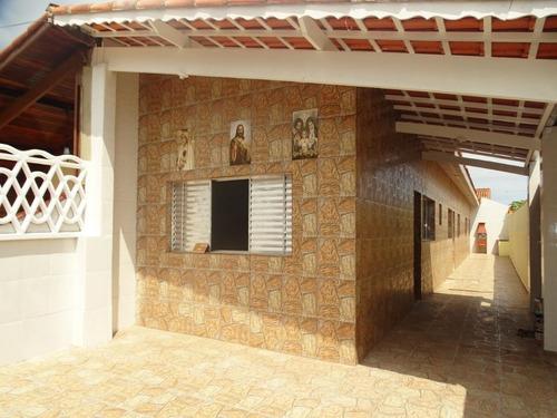 Casa Residencial À Venda, Vera Cruz, Mongaguá. - Ca0662