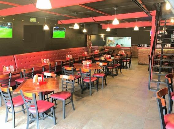 Restaurante Excelente Zona Comercial