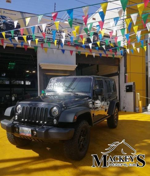 Jeep Wramgler 2016