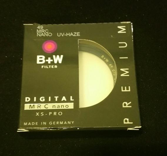Filtro B+w 49mm Mrc Nano F Pro