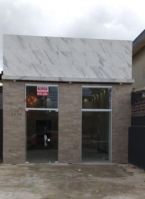 Casa Para Alugar No Bairro Embaré Em Santos - Sp. - 145-2