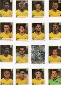 Pack 5 Figurinhas Copa Do Mundo 2010 South Africa