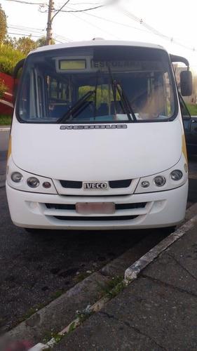 Microonibus Iveco 6012 Otimo Para Transformar