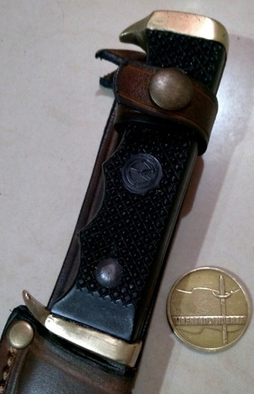 Antiguo Cuchillo Erizo Comando 3. Daga Puñal. Sable Bayoneta