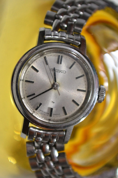 Relógio Feminino Seiko Prateado 1104 - 0150 140374