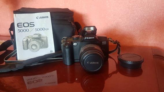 Câmera Canon Analógica Eos 5000