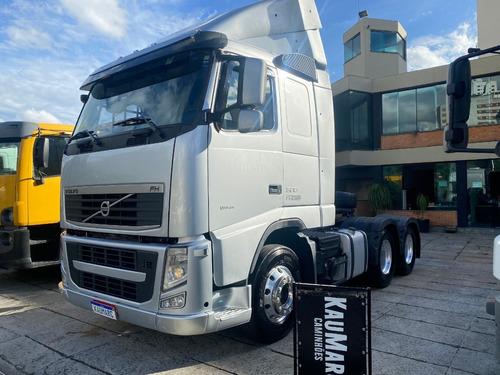 Imagem 1 de 11 de Volvo Fh 500 Ano 2015 6x2 Automatico / Ñ 360 2045 560 570