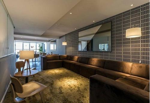 Imagem 1 de 5 de Apartamento À Venda, 36 M² Por R$ 569.000,00 - Vila Madalena - São Paulo/sp - Ap16196