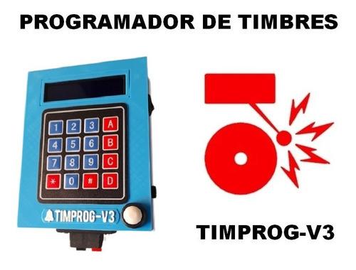 Imagen 1 de 4 de Oferta! Timbre Programable +timbre Musical Colegios Empresas