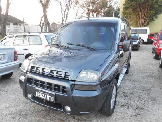Fiat Doblo Adventure 1.8 16v Gasolina