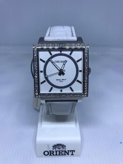 Relógio Orient Feminino Couro Lbsc0018