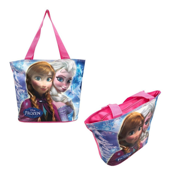 Bolsa Sacola Infantil Frozen Original