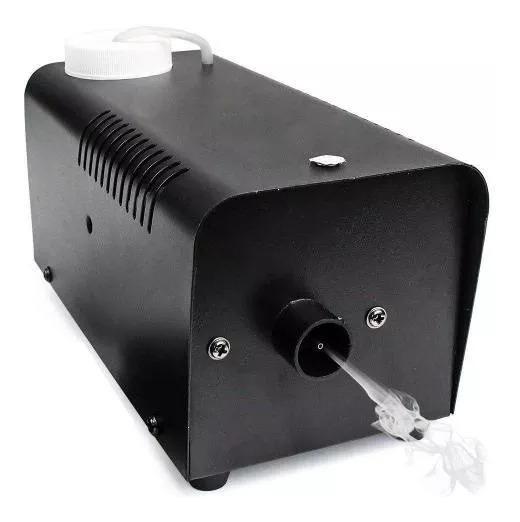 Super Maquina De Fumaça 600w C/ Controle Para Eventos Dj