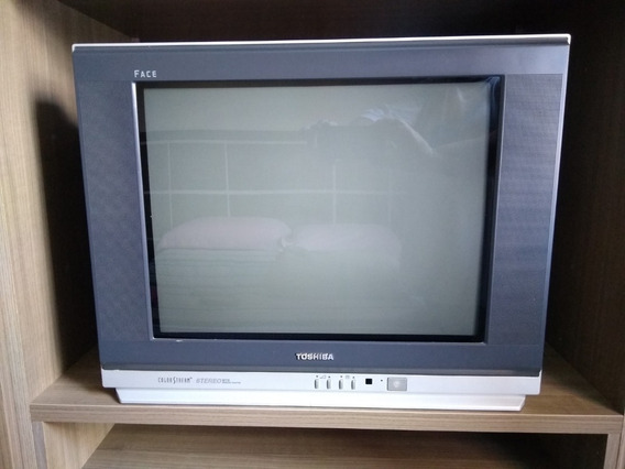 Tv Semp Toshiba 21 C/ Conversor Digital