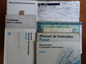 Passat 95 2º Dono Com Nota E Manuais Parcelado - Até 24x S/j