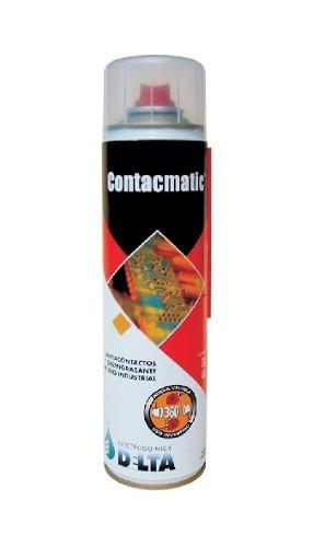 Limpia Contactos Contacmatic Bio 280g/440cc P/ Equipos Elec
