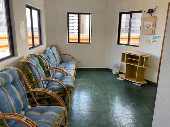 Edifício Residencial , 300 M. Do Mar, Mongaguá-ref. 1047 M H