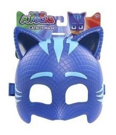 Juguete Pj Mask Muñeco + Set De Mascara Pjmask Catboy Niños