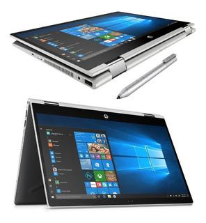 Laptop Hp Pavilion X360 Touch Core I3 256gb Ssd 4gb Cd1021la