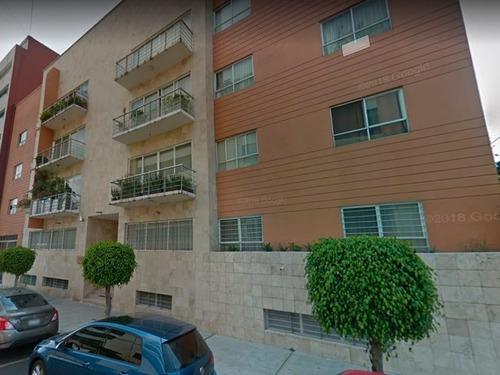 Venta Departamento En Colonia Del Valle, Calle Aniceto Ortega
